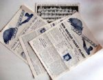 50S BROOKLYN DODGERS EPHEMERA LOT