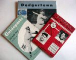 50s BROOKLYN DODGERS RELATED PERIODICALS - 3