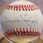 WILLIE STARGELL SIGNED BASEBALL w/JSA COA