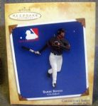 "BARRY BONDS ""HALLMARK COLLECTORS SERIES"" ORNAMENT"