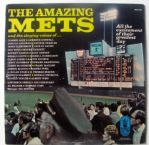 "1969 ""THE AMAZING METS"" RECORD ALBUM"