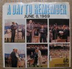 MICKEY MANTLE - A DAY TO REMEMBER RECORD