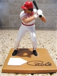 PETE ROSE GARTLAN MINI BASEBALL STATUE
