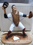 BILL DICKEY PROSPORT CREATIONS BASEBALL STATUE