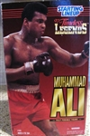 1997 MUHAMMAD ALI TIMELESS LEGENDS STARTING LINE-UP FIGURE