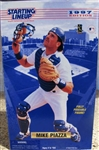 "1997 MIKE PIAZZA 12"" STARTING LINE-UP FIGURE MINT IN BOX"