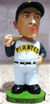 BILL MAZEROSKI BOBBLE HEAD w/PICTURE BOX