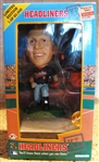 1998 CAL RIPKEN JR HEADLINERS BASEBALL FIGURE w/BOX