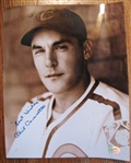 PHIL CAVARRETTA SIGNED PHOTO w/ SGC COA