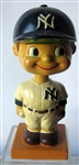 "60s NEW YORK YANKEES ""COLOR BASE"" BOBBING HEAD"