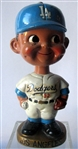 "60s LOS ANGELES DODGERS ""GOLD BASE"" BOBBING HEAD"