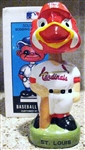 80s ST LOUIS CARDINALS BOBBING HEAD w/BOX