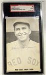 HARRY HOOPER SIGNED PICTURE - SGC SLABBED & AUTHENTICATED