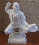 "1956 YOGI BERRA DAIRY QUEEN / TASTI-FREEZE"" STATUE"