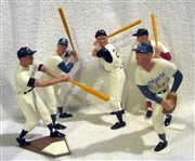 "1988 ""25th ANNIVERSARY HARTLAND"" BASEBALL PLAYER SET OF 18"