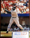 "TONY GWYNN SIGNED 8"" x 10"" PHOTO w/TRISTAR COA"