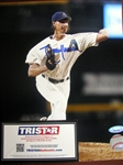 "RANDY JOHNSON SIGNED 8"" x 10"" PHOTO w/TRISTAR COA"