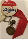 VINTAGE 60s LOS ANGELES DODGERS PIN