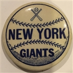VINTAGE NEW YORK GIANTS  PIN