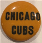 VINTAGE CHICAGO CUBS PIN