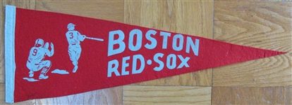 40s BOSTON RED SOX PENNANT