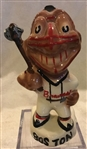 "50s BOSTON BRAVES ""GIBBS-CONNER"" BANK"